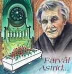 Farväl Astrid …