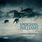 Vaughan Williams: Sinfonia Antartica, Symphony No. 9 in E Minor