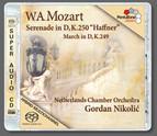 Mozart, W.A.: Serenade No. 7, K. 250, Haffner