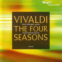 Vivaldi: The Four Seasons (arranged for recorders)