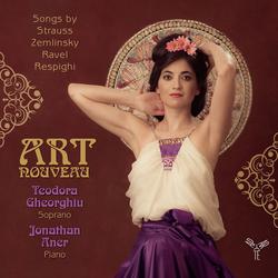 Strauss, Zemlinsky, Ravel & Respighi: Art nouveau