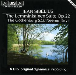Sibelius - The Lemminkäinen Suite, Op.22