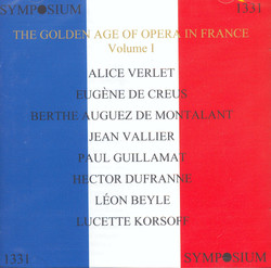 The Golden Age of Opera in France (1905-1913)