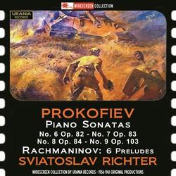 Prokofiev: Piano Sonatas - Rachmaninov: 6 Preludes