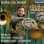 Kocsar: Echos Nos. 1-4 / Hollos: Ciklus / Buyanovski: 4 Improviations for Horn Solo