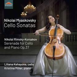 Myaskovsky & Rimsky-Korsakov: Cello Works