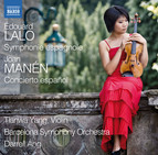 Lalo: Symphonie espagnole - Manén: Violin Concerto No. 1