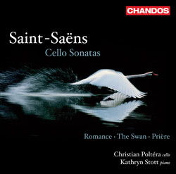 Saint-Saëns, C.: Cello Sonatas / Priere / The Swan / Romance, Op. 36