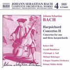 Bach, J.S.: Harpsichord Concertos, Vol.  2