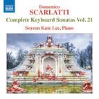 Scarlatti: Complete Keyboard Sonatas, Vol. 21