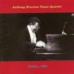 Anthony Braxton Piano Quartet: Yoshi's, 1994