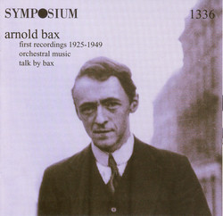 Bax: First Recordings (1925-1949)