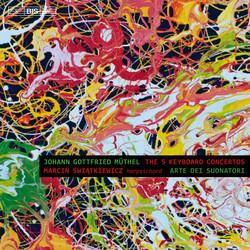 Müthel – The Five Keyboard Concertos