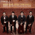 Mendelssohn – String Quartets Nos 1 & 4