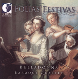 Chamber Music (Baroque) - Falconieri, A. / Merula, T. / Cabanilles, J. / Storace, B. / Castello, D. / Marais, M. (Folias Festivals)