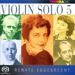 Violin Solo, Vol. 5