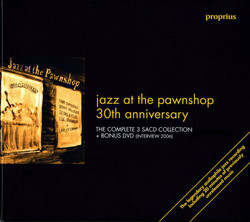Jazz at the Pawnshop: 30th Anniversary