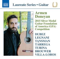 Armen Doneyan: Guitar Recital