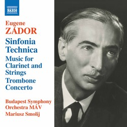 Zádor: Orchestral Works