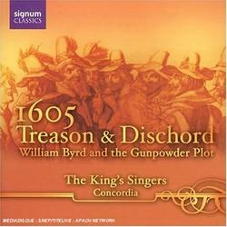 Treason & Dischord - William Byrd and the Gunpowder Plot