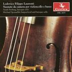 Laurenti: Cello Sonatas, Op. 1, Nos. 1-12