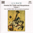 Bach, J.S.: Sonatas for Violin and Harpsichord, Vol.  1