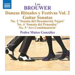 Brouwer: Guitar Music, Vol. 5