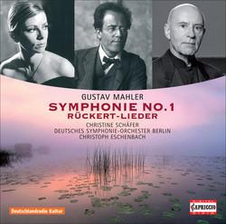 Mahler: Symphony No. 1 - Ruckert Songs
