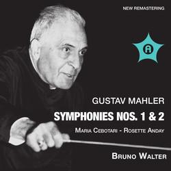 Mahler: Symphonies Nos. 1 & 2