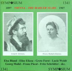 Vienna: The Mahler Years (1902-1920)