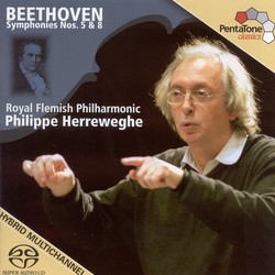 Beethoven: Symphonies Nos. 5 and 8