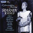 Simandy, Jozsef: Tenor Arias - Donizetti, G. / Wagner, R. / Erkel, F. / Verdi, G. / Tchaikovsky, P. / Mascagni, P.