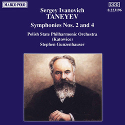 Taneyev, S. I.: Symphonies Nos. 2 and 4