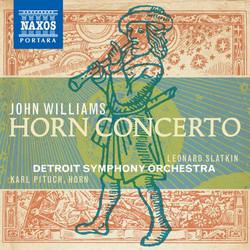 John Williams: Horn Concerto