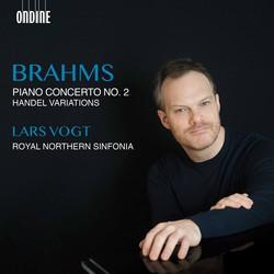 Brahms: Piano Concerto No. 2 & Handel Variations
