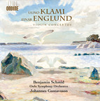 Klami & Englund: Violin Concertos