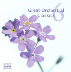 Great Orchestral Classics, Vol. 6