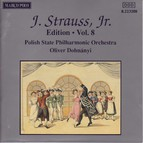 Strauss II, J.: Edition - Vol.  8