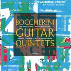 Boccherini: Guitar Quintets Nos. 1, 2 & 3