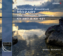 "Mozart: The ""Haydn"" Quartets, K. 387 & K. 421"