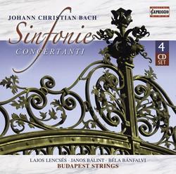 Bach, J.C.: Symphonie Concertanti