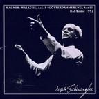 Wagner, R.: Walkure (Die) (Excerpts) / Gotterdammerung (Excerpts) (Furtwangler) (1952)