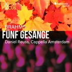Brahms: 5 Gesänge, Op. 104