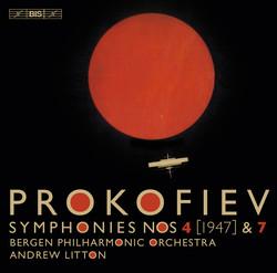 Prokofiev - Symphonies No. 4 & 7