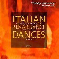Italian Renaissance Dances Vol. 2