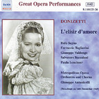 Donizetti: Elisir D'Amore (L') (Metropolitan Opera) (1949)