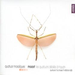Mozart, W.A.: String Quartets Nos. 16 and 17