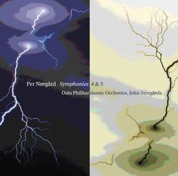 Nørgård: Symphonies Nos. 4 & 5