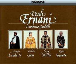 Ernani: Giuseppe Verdi