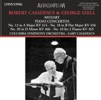 Mozart: Piano Concertos Nos. 10, 12, 18 & 20